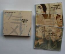 Eat No Fish Insane Rare 3x CD-Maxi Boxset