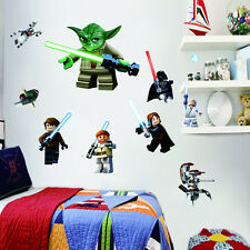 Star Wars 3D Decal WALL STICKER Perfect for Kids Boy Room Decal Decoration LX09