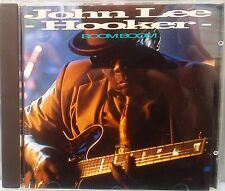 John Lee Hooker - Boom Boom (CD 1992)