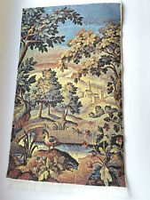 Beautiful Landscape Scene Wall Hanging , Dolls House Miniatures Mats & Rugs