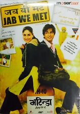 Jab We Met - Shahid Kapoor, Kareena Kapoor - Hindi Movie DVD / Region Free, Subt