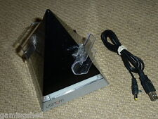 Sony PLAYSTATION 3 ps3 2 Controller Pyramid STAND DI RICARICA DUAL DOCK CRADLE USB