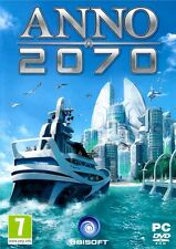 Anno 2070 Simulation Game for PC Brand New Factory Sealed