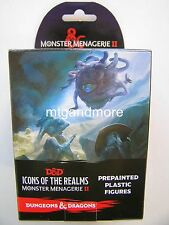 Donjons & Dragons Miniatures set 6: monstre ménagerie II-booster pack