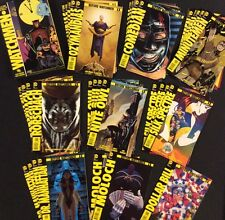 WATCHMEN HC & BEFORE WATCHMEN Comics 37 Issues Dr Manhattan HUGHES Moore DC NM