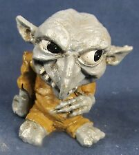 """Troll a supernatural being in Norse mythology figurine """"Snert"""""""