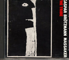 Caspar Brotzmann Massaker (Germany) - The Tribe 1987 (1992 Zensor ZSCM08)