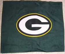 NFL Rally Fan Towel Green Bay Packers NEW Golf Crying Hand 100% Cotton