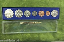 #D10.  UNITED PERMANENT BUILDING SOCIETY 1981 MINT COIN SET