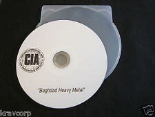 BAGHDAD HEAVY METAL 'S/T' 2008 PROMO CD