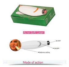Therapy Acne Laser Pen Soft Scar Wrinkle Blemish Removal Light Treatment Machine