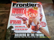 FRONTIERS # 4 JANUARY 1999 PATRICK MOORE STEPHEN BAXTER STEVEN ROSE