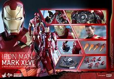 Hot Toys Captain America: Civil War 1/6th scale Iron man Mark XLVI MMS353D16