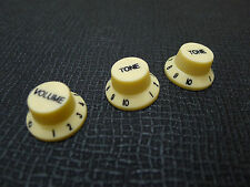 3PCS FENDER STRATO - Guitar Speed Knobs