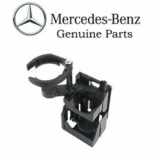 Mercedes W210 Center Console Cup Holder Genuine New