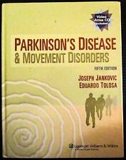 Parkinson's Disease Movement Disorders Jankovic and Tolosa Book & CD Rom