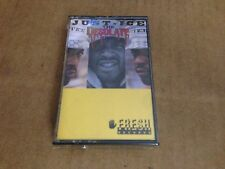 JUST ICE THE DESOLATE ONE SEALED CASSETTE ALBUM