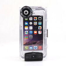 40M Waterproof Underwater Diving Housing Cover Case for iPhone 6 Plus