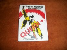 FREDDIE MERCURY/QUEEN TRIBUTE CONCERT DVD SPECIAL 10th ANNIVERSARY EDITION
