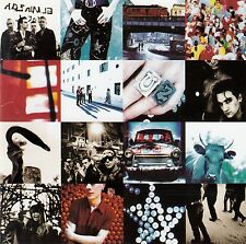 U2 : ACHTUNG BABY / CD (ISLAND RECORDS 262 110)