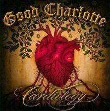 CARDIOLOGY USED CD Good Charlotte Ex Library we do NOT send a plastic case CHEAP