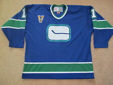 Vintage Roberto Luongo Vancouver Canucks NHL Jersey-Adult XL-CCM
