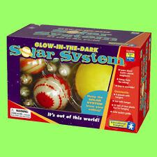 Brillan En La Oscuridad Sistema Solar Glow Planetas móvil colgante