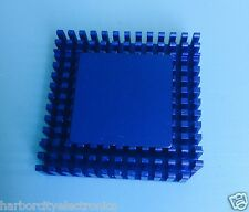 604454-001 AAVID THERMALLOY HEAT SINK INTEL 386 CPU BLUE