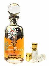 Julie had a Gun Midnight Oudh - 3ml Oil Based Attar - Designer Niche Perfumes