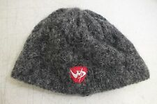 Bula Winter Park Resorts Gray Wool Hat w/Polartec Fleece Ear Band Size M/L LOOK