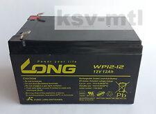 Batterie Akku AL-KO Rider 12V / 12Ah