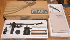 Fidelity Research FR-66FX tonearm for professional * with cable, headshell, box