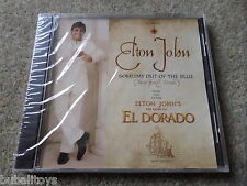 Elton John - Someday Out Of The Blue 2 Tk 2000 US CD Single RARE NEW! EL Dorado