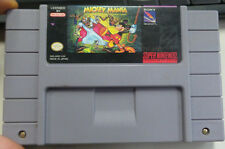 Mickey Mania: The Timeless Adventures of Mickey Mouse SNES CART ONLY