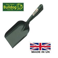 "Extra Strong Coal Hand Shovel Bulldog Household 5"" Fireplace Stove Ash All Metal"