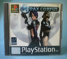 CORPUS DI PAX PS1 PLAYSTATION PSX PS  PAL