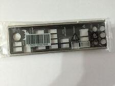 ORIGINAL ASUS I/O IO BLENDE SHIELD SABERTOOTH 990FX R2.0 backplate #G943 XH