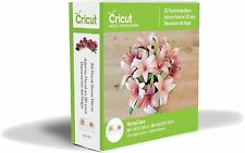 Cricut 3D Floral Home Decor Cartridge Use w/ Explore Expression & All Machines