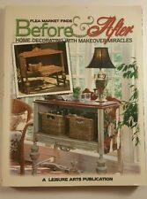 Flea Market Finds Before & After Home Decorating Makeover Miracles Excellent Con