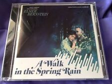 Rare Soundtrack CD : A Walk In The Spring Rain ~ Elmer Bernstein ~ VCL 0909 1100