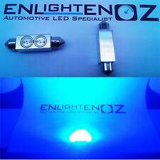 Blue 2W LED Dome Interior Roof Bulb - Ford Falcon EF EL AU BA BF FG XR6 XR8