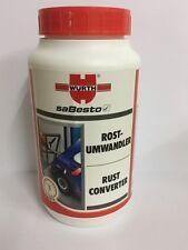 Würth Rostumwandler Rostschutz Rostwandler Rostentferner 1 Liter