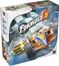 Formula D Car Circuit Racing Family Party Game From Asmodee Games Base Core