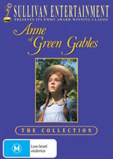 Anne of Green Gables - The Trilogy Collection : NEW DVD
