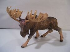 PAPO MOOSE PVC FIGURE 2008, WILD ANIMAL