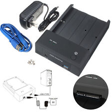 2.5/3.5'' SATA USB 3.0 HDD Disco Duro Caja Case External Docking FUNDA CARCASA