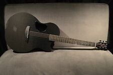 NEW! McPherson Kevin Michael Sable Carbon Fiber Acoustic Electric Guitar Bundle