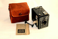 C1940s Kodak Six-20 'Brownie' Camera Model D come in VGC