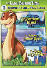 The Land Before Time 5-7 New DVD