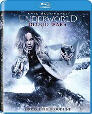 Underworld: Blood Wars (Kate Beckinsale)(Blu-ray & digital HD - 2017) NEW